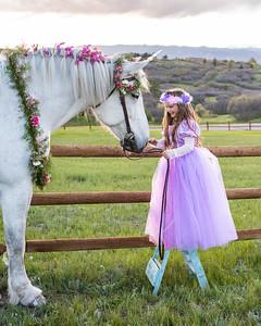 Olivia and Amelia Unicorn