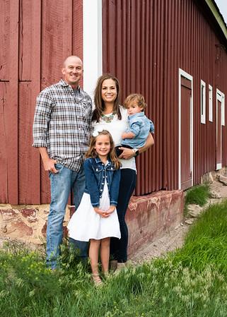 Davis Family 2019-12