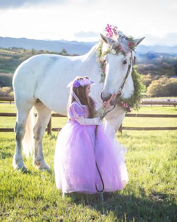 Olivia and Amelia Unicorn-7
