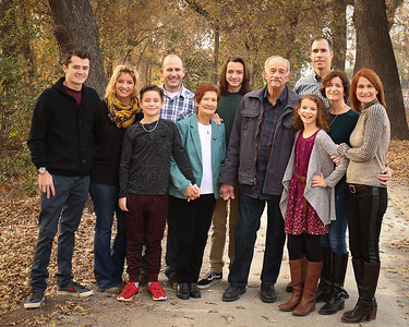 Wright Family   2017