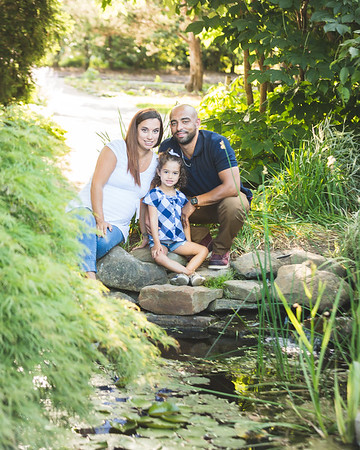 The Stone, Delk & Woolfolk Family Portraits at the Arboretum in Lexington, KY 5.24.15.