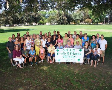 McLain Family Reunion - 2013