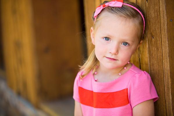 My Cute Stinker of a Niece