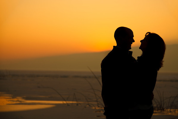 I had the wonderful opportunity to make photos today for the beautiful Squires family. They braved the cold as we headed out to Utah Lake and the were real troopers as we even waited longer for the sun to go down completely for some colorful skies. Rick and Donna made a beautiful couple for this fun silhouette that was one of my favorites of the evening.