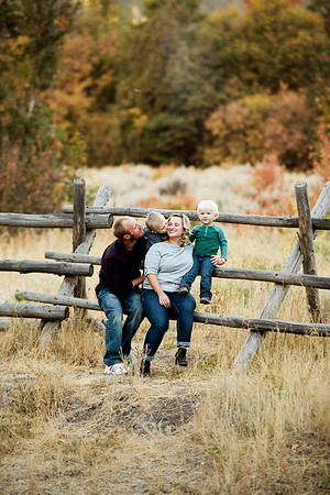 Aldridge Family - 2018