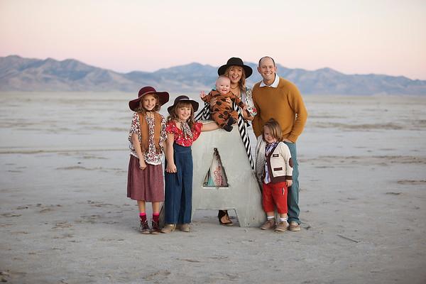 Archibald Family - 2017