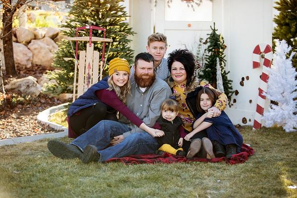 Atkinson Family - 2017