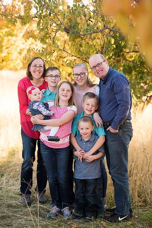Barrus Family - 2017