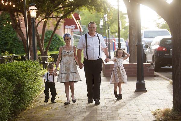 Bushell Family - 2018