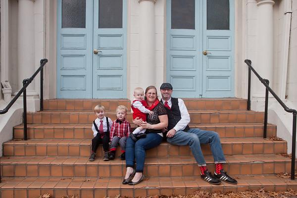McRoberts Family