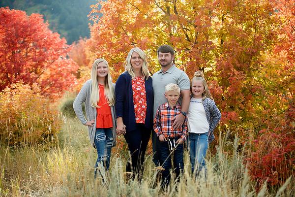 Hansen Family - 2017