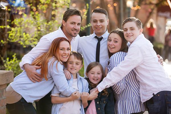 Hansen Family - 2018