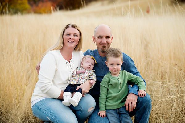 Larsen Family - 2017