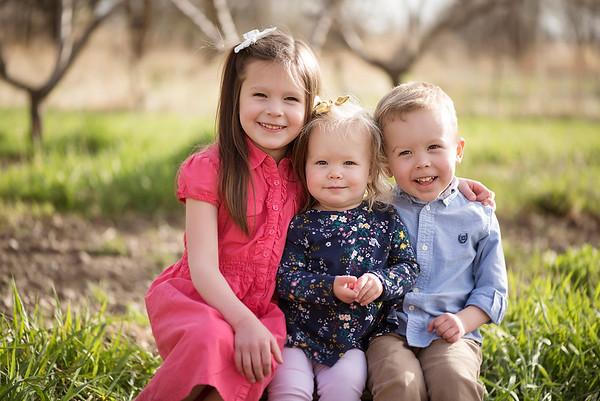 Miller Family - 2018
