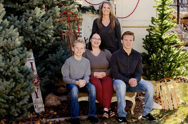 Olsen Family - 2017