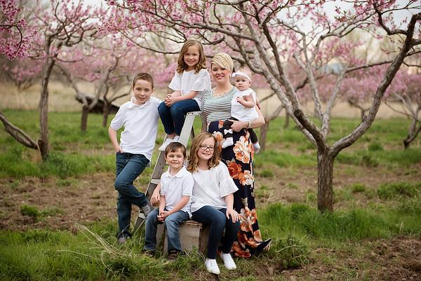 Payne Family - 2018