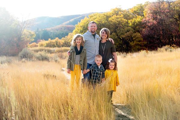 Poyner Family - 2018