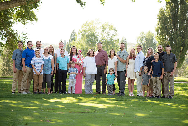 Siler Family - 2018