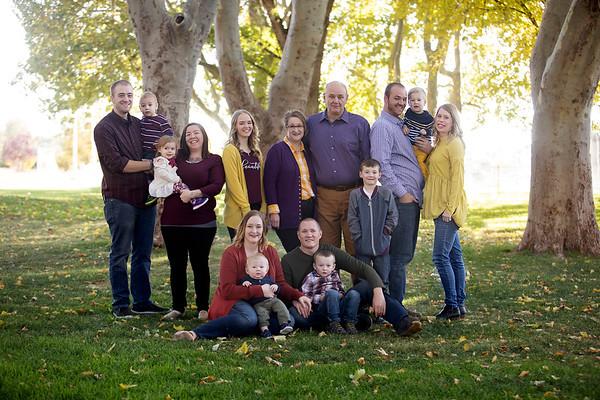 Spencer Family - 2017