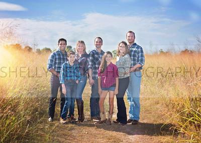 ~ the Garcia family