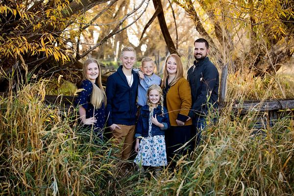 The Hansen Family - 2017