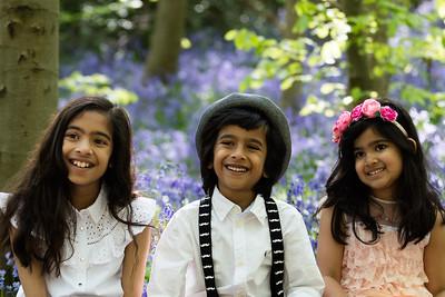 Fauz Family Oaklands Welwyn Walkabout