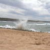 Waves breaking on the beach, Vila Nova de Milfontes