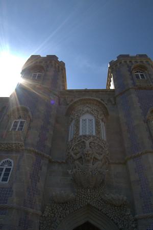 Pena Palace, Sintra Portugal