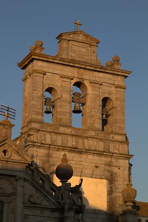 Bells at Se Cathedral Evora