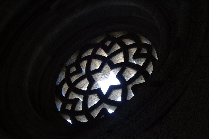 Se Cathedral Evora - Cloister Window