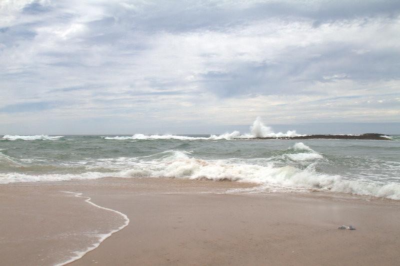 Where the river meets the Atlantic, Vila Nova de Milfontes