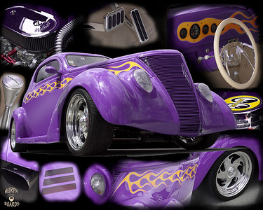 Freddy's 37 Ford