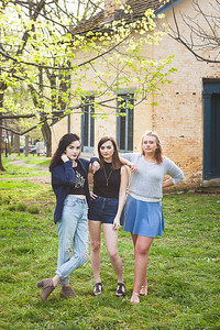 Friend Photography Session at Gratz Park & Henry Clay Estate, Lexington, KY 4.18.15.