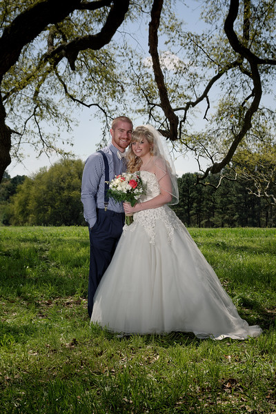 Wedding - Bride & Groom