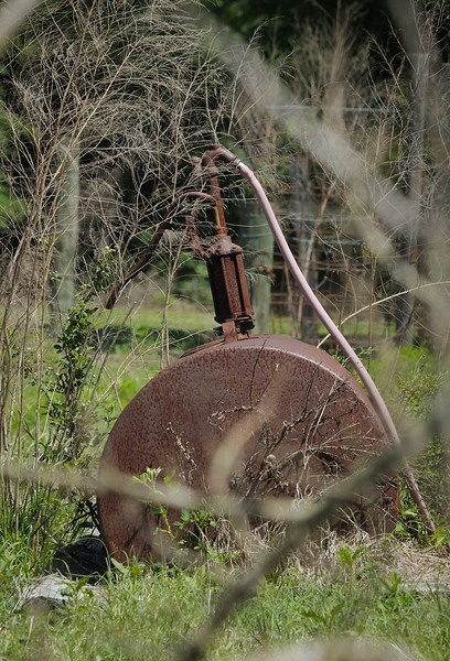 Tank & Pump