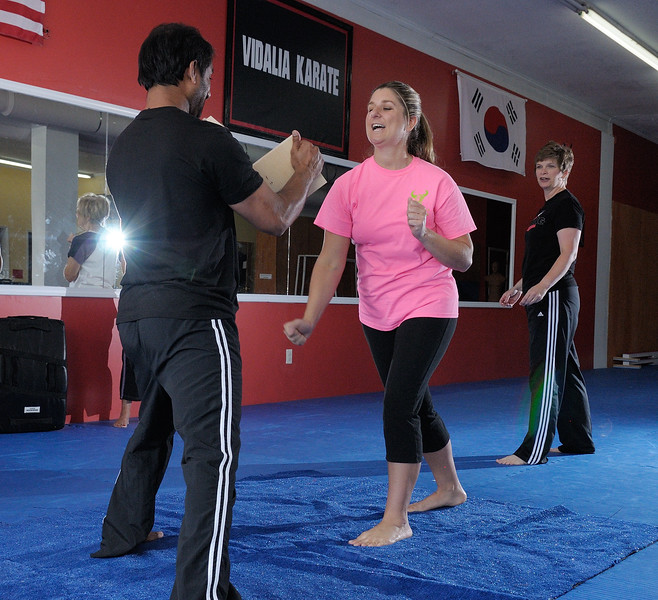 Vidalia Taekwondo Self Defense Class