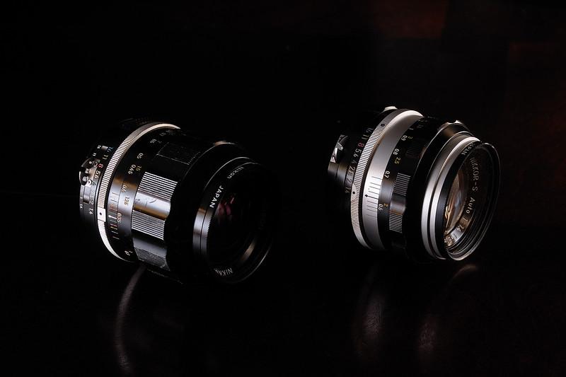 Nikkor Manual Focus Lenses