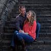 Couple in Savannah