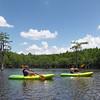 Kayaking at Smith State Park