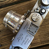 Leica IIIc with Jupiter-8 Lens