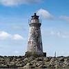 Savannah River - Cockspur Island Lighthouse