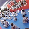 Vidalia Taekwondo Belt Ceremony
