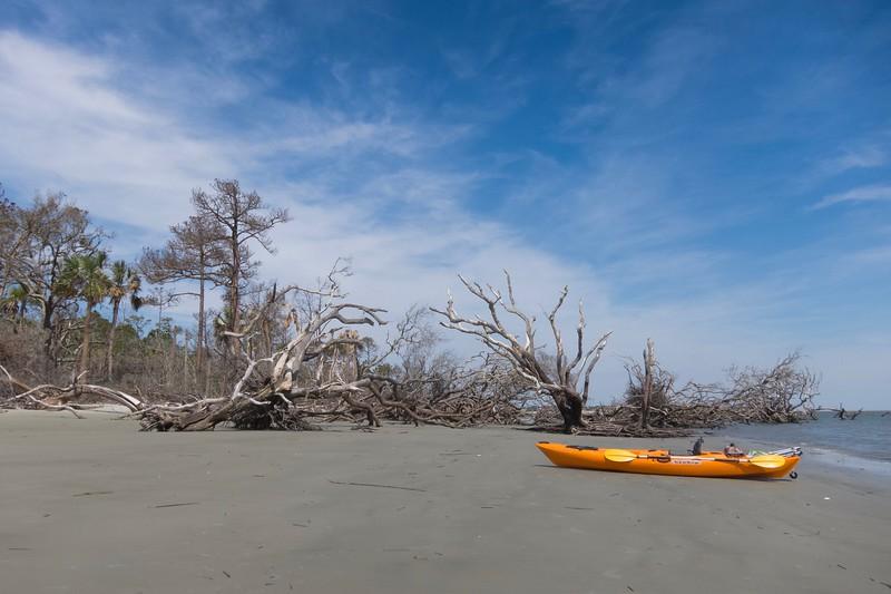Little Tybee Island