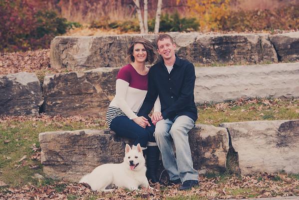Garrett & Krista Family-0001