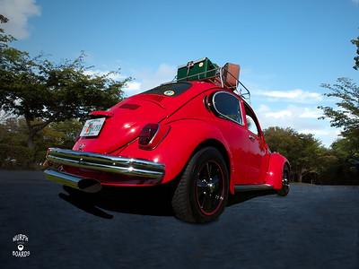 Gary Thorpe's 71 VW Super Beetle