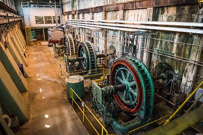 Gaston Shoals Hydro Station