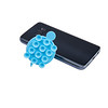 Silicone Stand Earphone Wrap