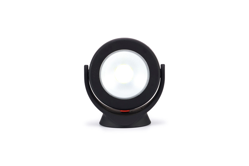 Gelmar Magnetic LED Spotlight Black