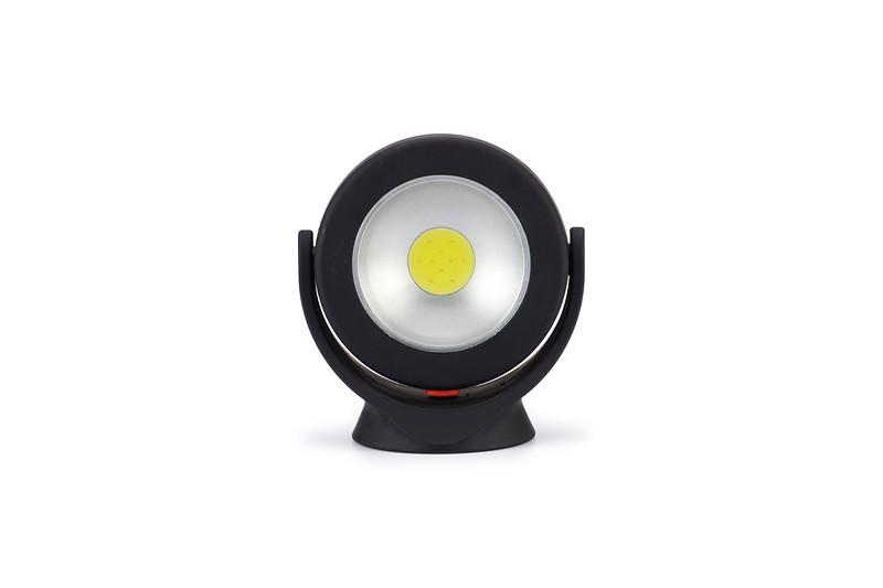 Gelmar Magnetic LED Spotlight Black