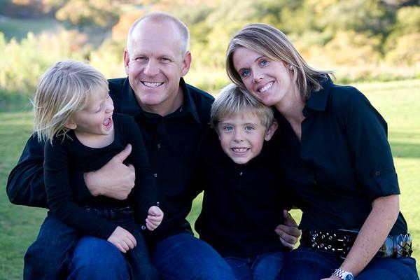 Gilkey Family - November 7, 2008